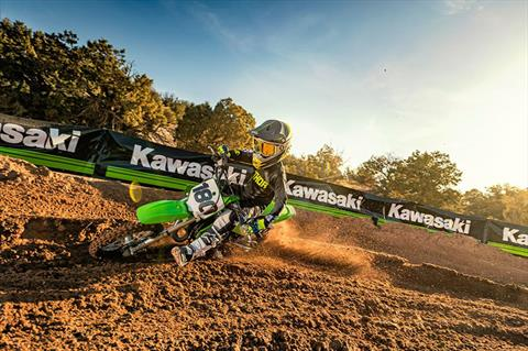 2021 Kawasaki KX 65 in Mount Pleasant, Michigan - Photo 5
