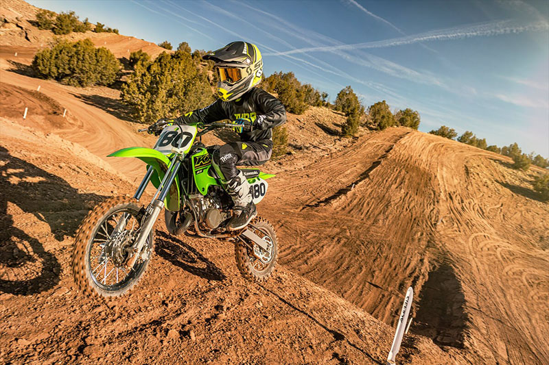 2021 Kawasaki KX 65 in West Burlington, Iowa - Photo 6