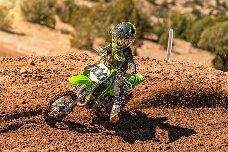 2021 Kawasaki KX 65 in Dimondale, Michigan - Photo 7