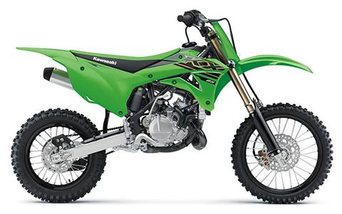 2021 Kawasaki KX 85 in Barre, Massachusetts - Photo 1