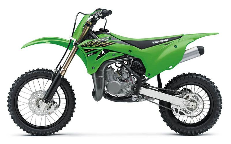 2021 Kawasaki KX 85 in Huron, Ohio - Photo 2