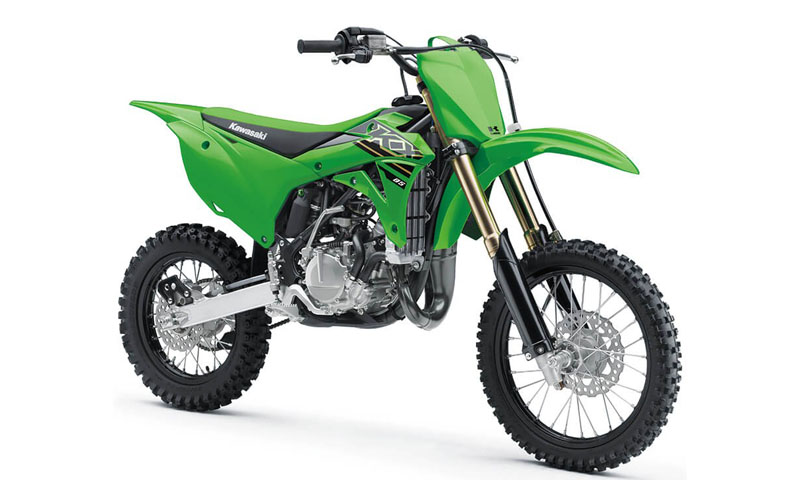 2021 Kawasaki KX 85 in Huron, Ohio - Photo 3
