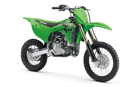 2021 Kawasaki KX 85 in Roopville, Georgia - Photo 3