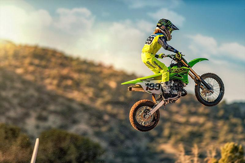 2021 Kawasaki KX 85 in Corona, California - Photo 4