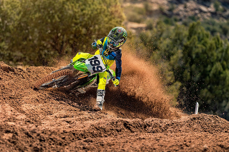 2021 Kawasaki KX 85 in Bakersfield, California - Photo 5