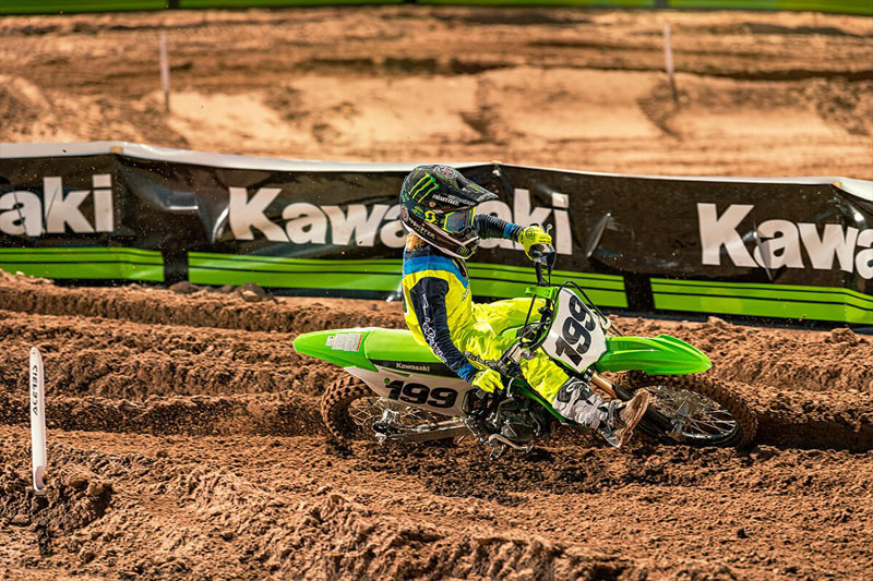 2021 Kawasaki KX 85 in Dalton, Georgia - Photo 6