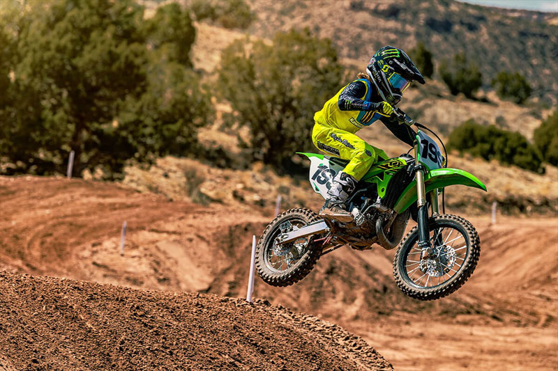 2021 Kawasaki KX 85 in Bolivar, Missouri - Photo 7