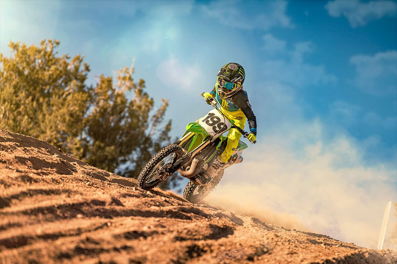 2021 Kawasaki KX 85 in Bakersfield, California - Photo 8
