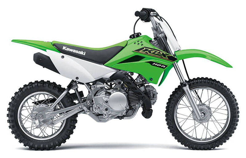 2021 Kawasaki KLX 110R in Iowa City, Iowa - Photo 1