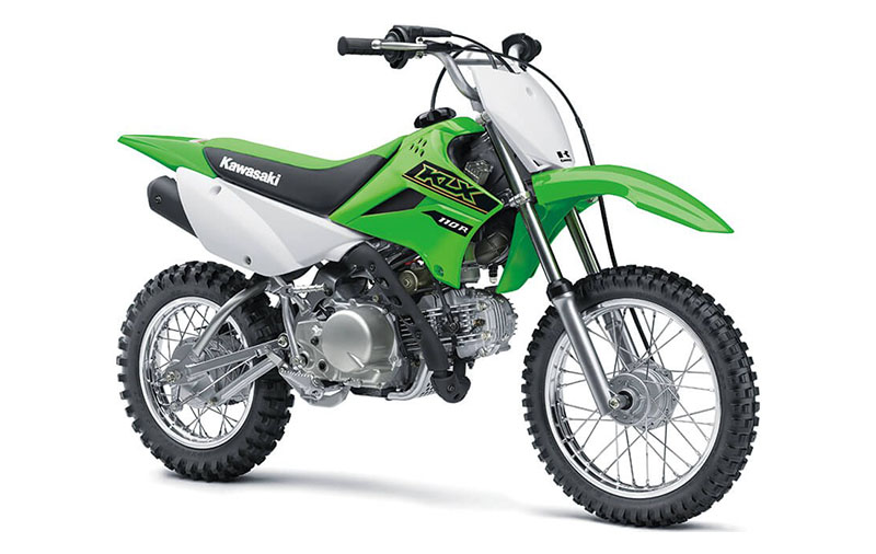 2021 Kawasaki KLX 110R in Woodstock, Illinois - Photo 3