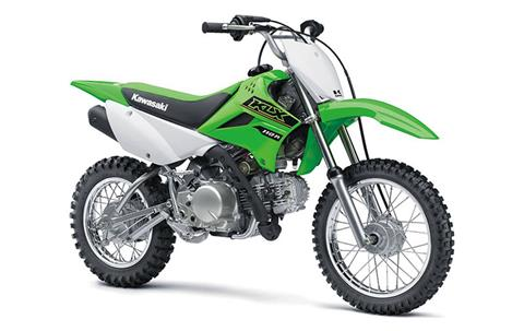 2021 Kawasaki KLX 110R in Santa Clara, California - Photo 3