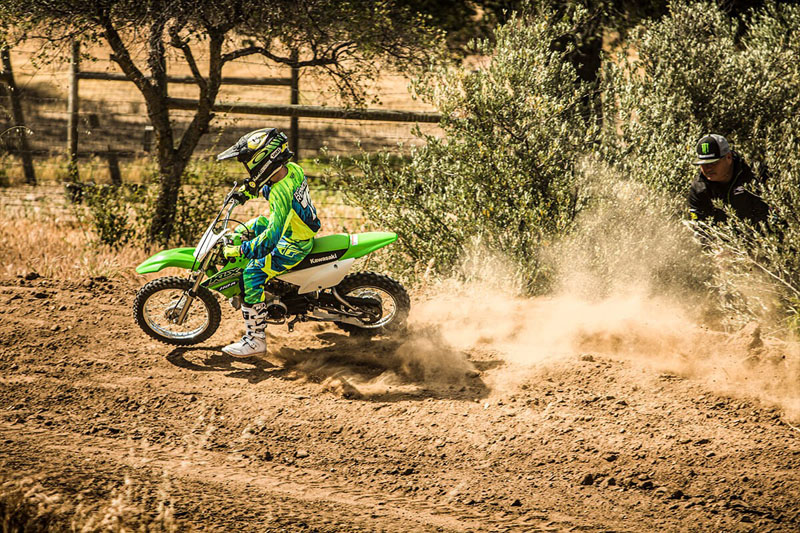 2021 Kawasaki KLX 110R in Sacramento, California - Photo 4