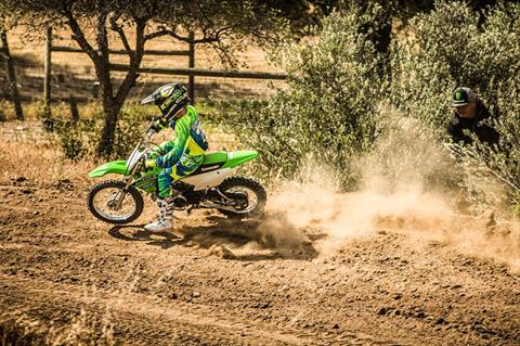 2021 Kawasaki KLX 110R in Santa Clara, California - Photo 4