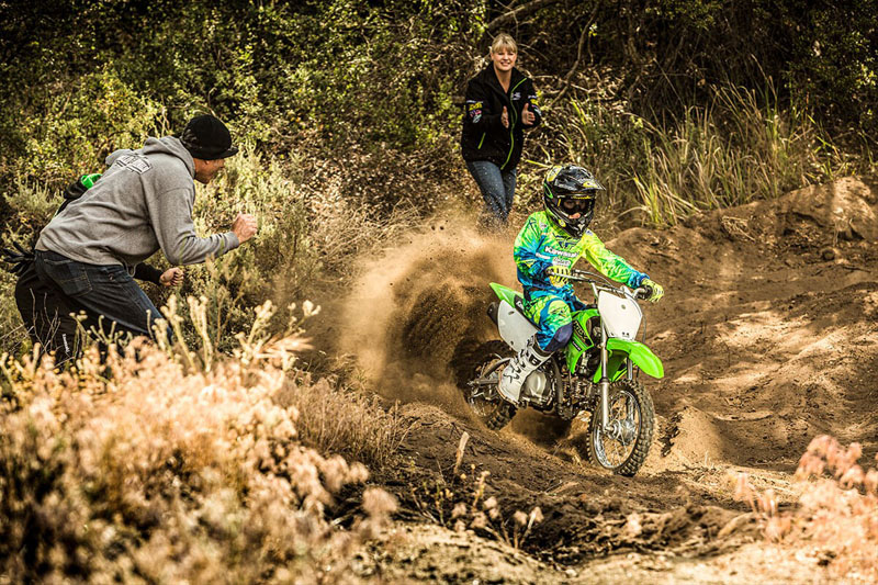 2021 Kawasaki KLX 110R in Sacramento, California - Photo 6