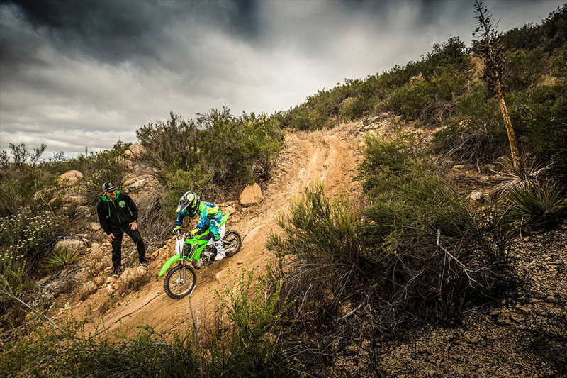 2021 Kawasaki KLX 110R in Sacramento, California - Photo 7
