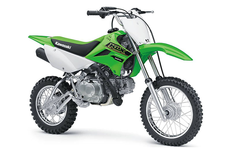 2021 Kawasaki KLX 110R L in South Paris, Maine - Photo 3