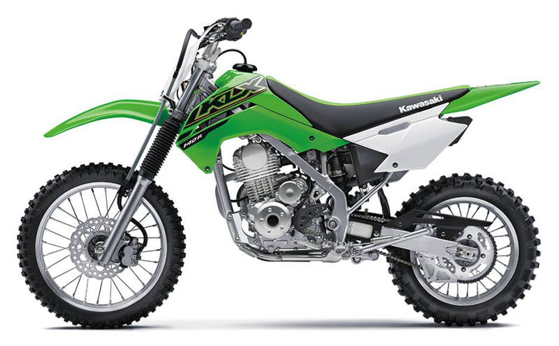 2021 Kawasaki KLX 140R in Mount Pleasant, Michigan - Photo 2