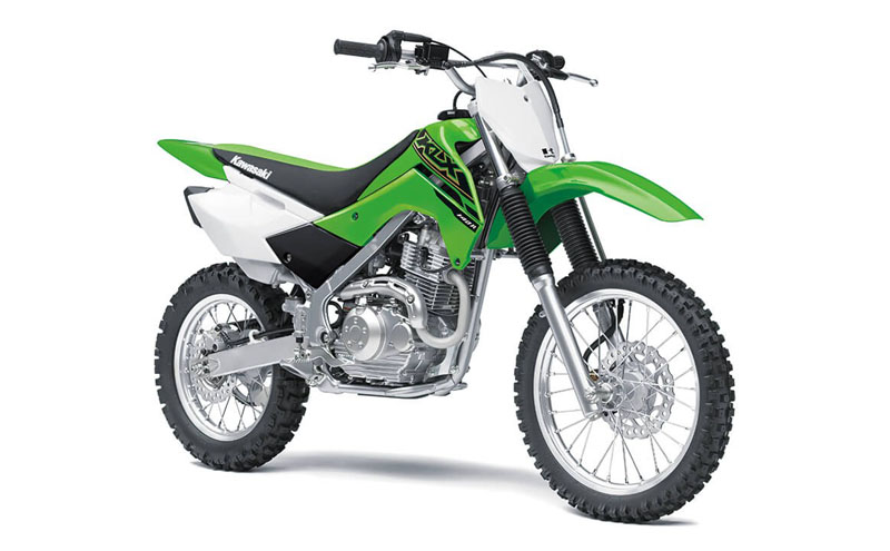 2021 Kawasaki KLX 140R in Mount Pleasant, Michigan - Photo 3