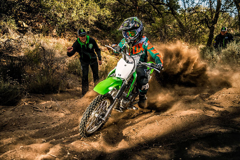 2021 Kawasaki KLX 140R in Wichita Falls, Texas - Photo 4