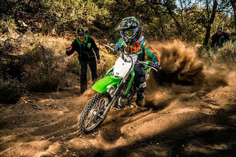 2021 Kawasaki KLX 140R in Corona, California - Photo 4