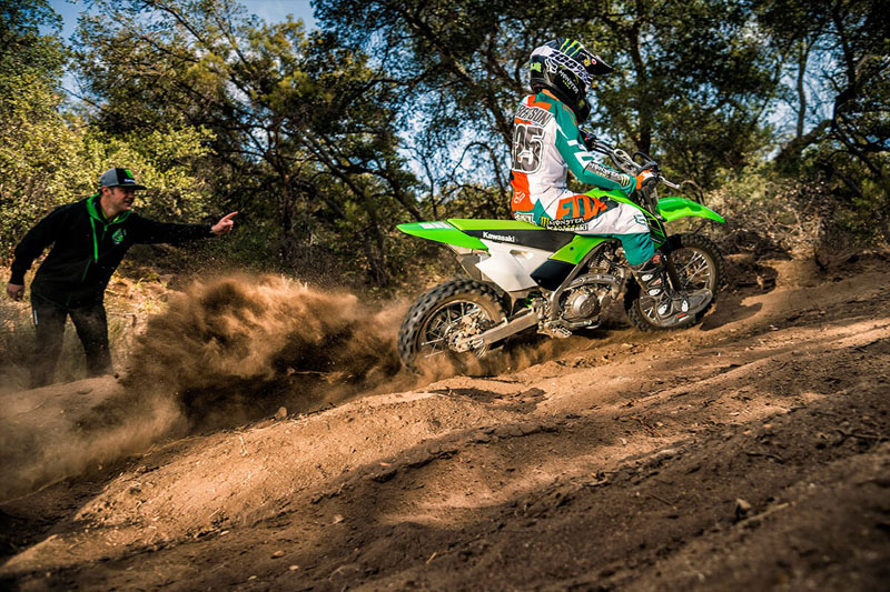 2021 Kawasaki KLX 140R in Redding, California - Photo 5
