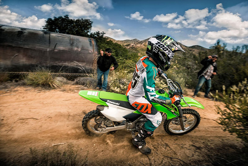 2021 Kawasaki KLX 140R in San Jose, California - Photo 6