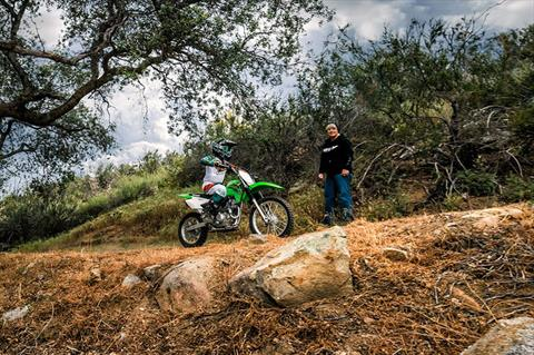 2021 Kawasaki KLX 140R in Corona, California - Photo 7