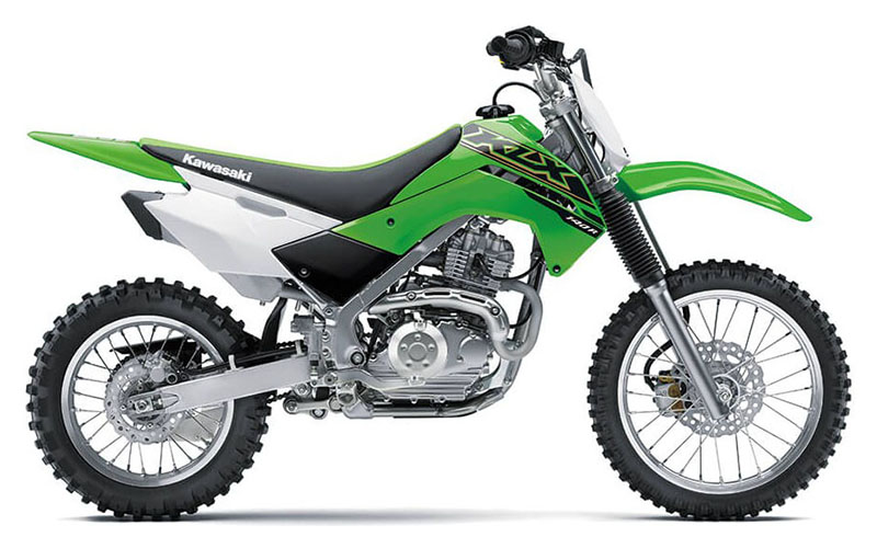 2021 Kawasaki KLX 140R in San Jose, California - Photo 1
