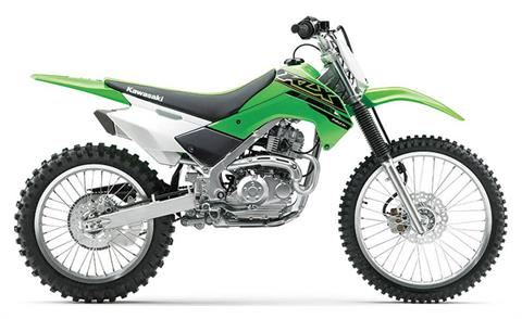 2021 Kawasaki KLX 140R F in South Paris, Maine