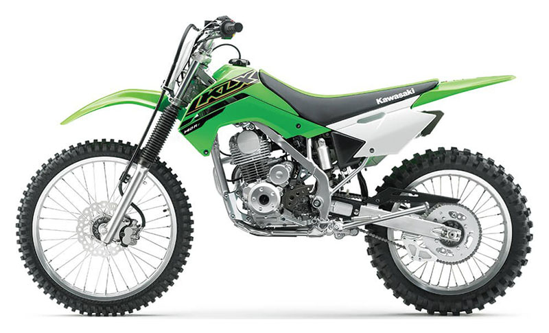 2021 Kawasaki KLX 140R F in Bennington, Vermont - Photo 2