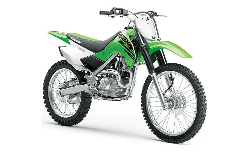 2021 Kawasaki KLX 140R F in Johnson City, Tennessee - Photo 3