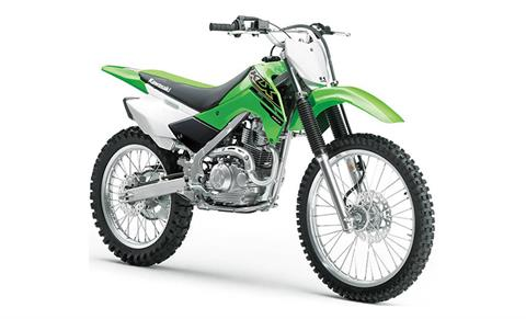 2021 Kawasaki KLX 140R F in Louisville, Tennessee - Photo 3