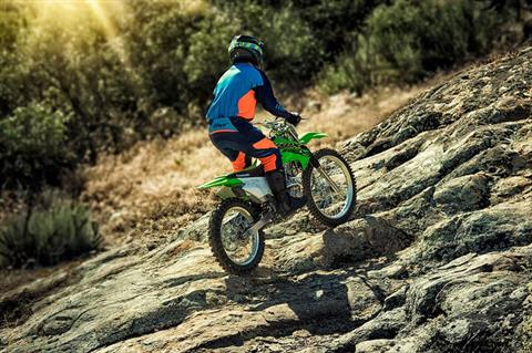 2021 Kawasaki KLX 140R F in Orange, California - Photo 4