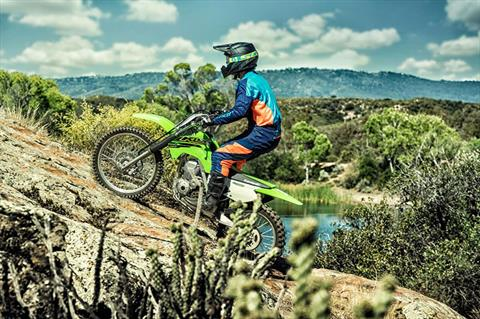 2021 Kawasaki KLX 140R F in Orange, California - Photo 5