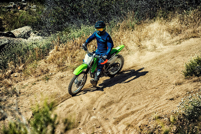 2021 Kawasaki KLX 140R F in Littleton, New Hampshire - Photo 6