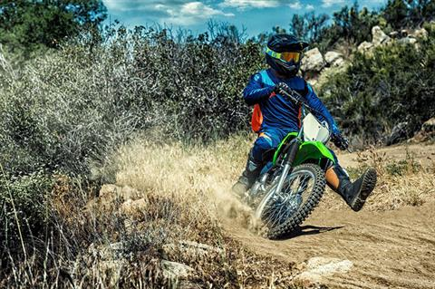 2021 Kawasaki KLX 140R F in Orange, California - Photo 7
