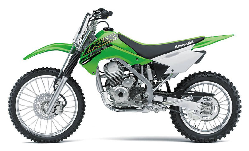 2021 Kawasaki KLX 140R L in Sacramento, California - Photo 2