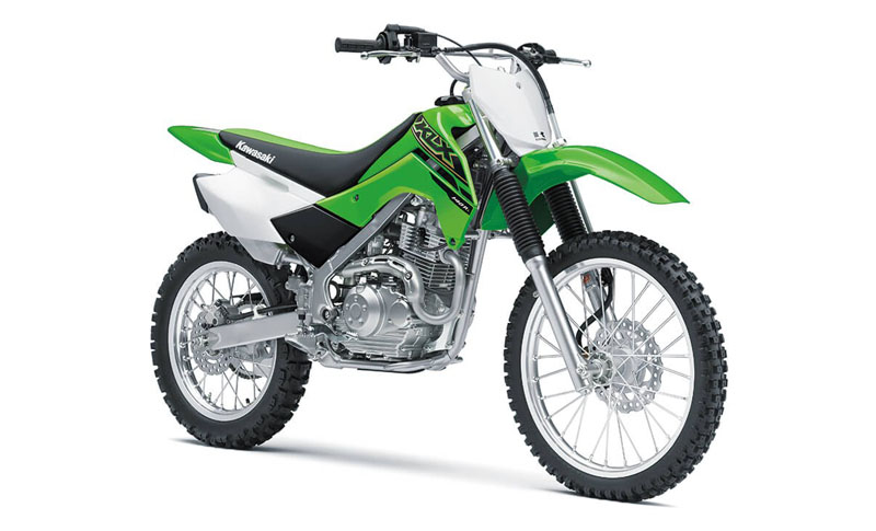 2021 Kawasaki KLX 140R L in San Jose, California - Photo 3