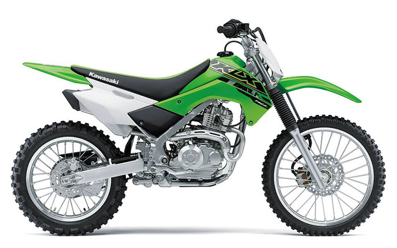 2021 Kawasaki KLX 140R L in Santa Clara, California - Photo 1