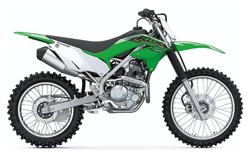 2021 Kawasaki KLX 230R in O Fallon, Illinois