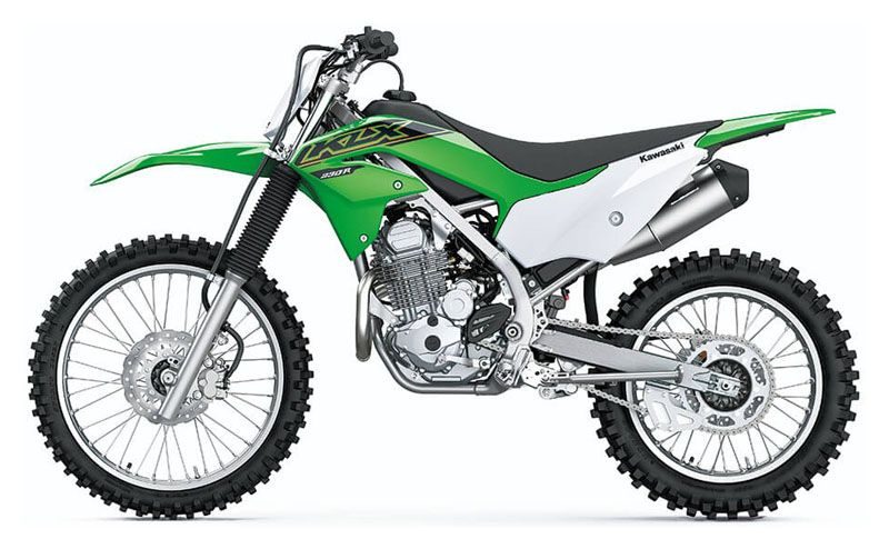 2021 Kawasaki KLX 230R in Santa Clara, California - Photo 2