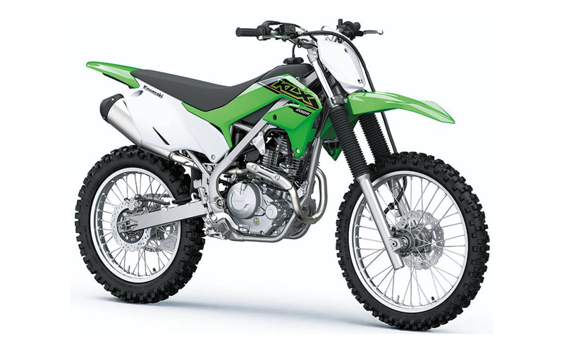 2021 Kawasaki KLX 230R in Brilliant, Ohio - Photo 3