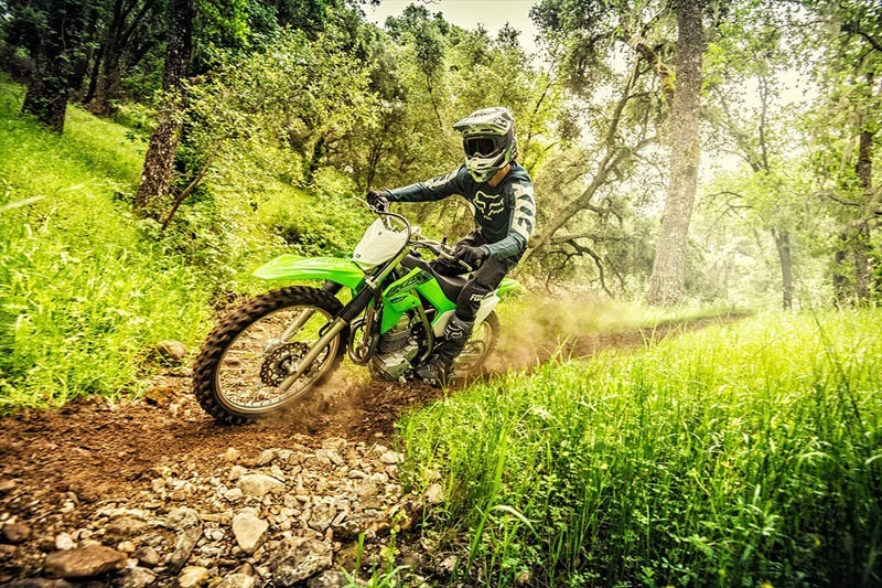 2021 Kawasaki KLX 230R in San Jose, California - Photo 4