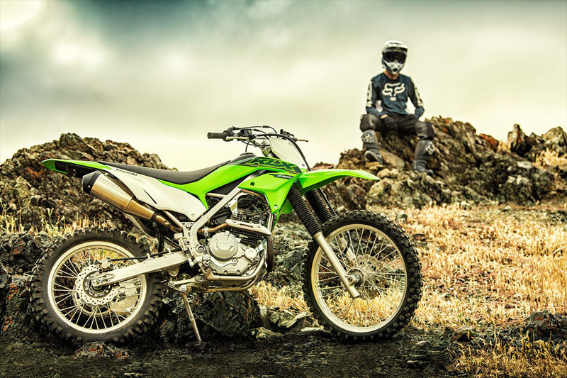 2021 Kawasaki KLX 230R in Santa Clara, California - Photo 6