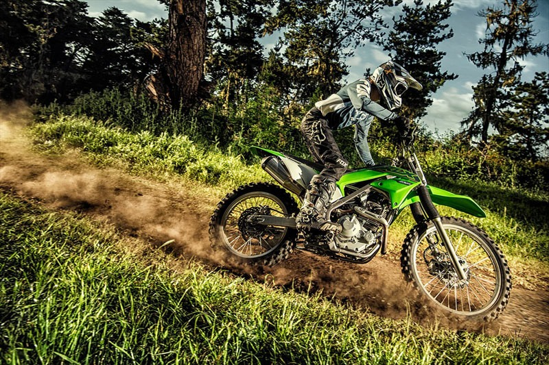 2021 Kawasaki KLX 230R in Santa Clara, California - Photo 9
