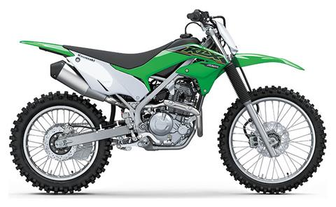 2021 Kawasaki KLX 230R S in Woodstock, Illinois