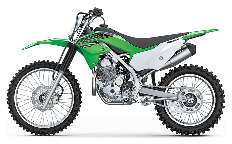 2021 Kawasaki KLX 230R S in Ledgewood, New Jersey - Photo 2