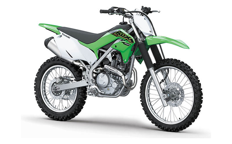 2021 Kawasaki KLX 230R S in Asheville, North Carolina - Photo 3