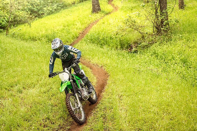 2021 Kawasaki KLX 230R S in Marlboro, New York - Photo 4