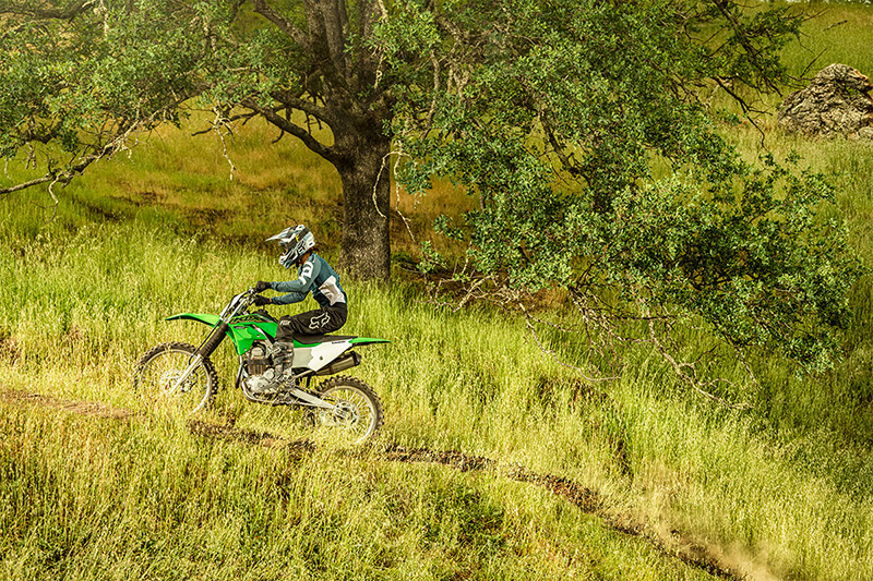 2021 Kawasaki KLX 230R S in Asheville, North Carolina - Photo 5